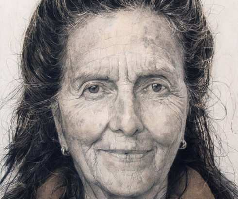 Marie-Therese, slika Jelene Bulajić