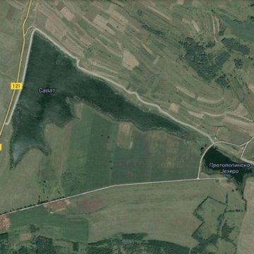 Similovska jezera Savat i Protopopinsko jezero kod Dimitrovgrada