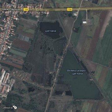 Jezero Ciglana kod Temerina