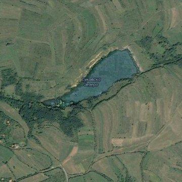 Sukovsko jezero kod Pirota