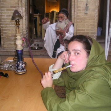 Nada (Novi Sad): Žene u Iranu