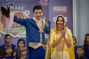 Dečiji sajam Princ i princeza