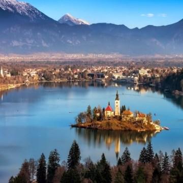 Biljana (Apatin): Ljubljana, Bled i Bohinj ili priča o prijateljstvu