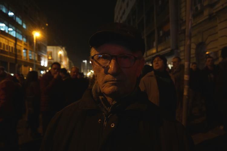 Protest 1 od 5 miliona Beograd februar 2019.
