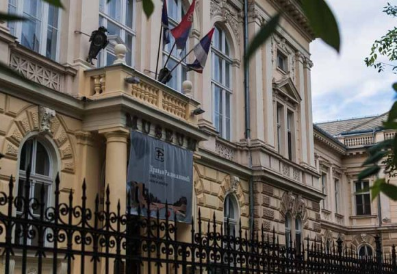 Besplatne vođene ture u Muzeju Vojvodine