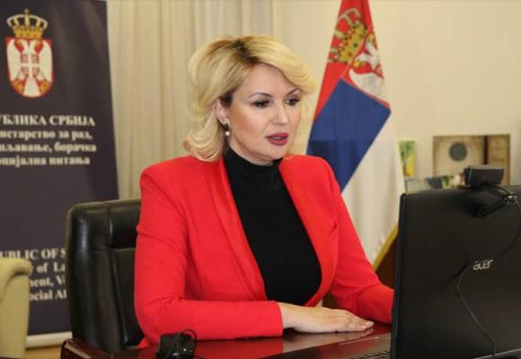 Kisić Tepavčević: Vlada će nastojati da povećanje penzija bude veće