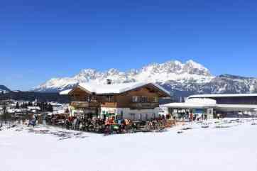 s`Liftradl - die Skihütte mit Pfiff