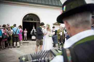 Hochzeit in den Kitzbüheler Alpen feiern