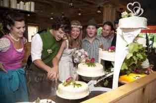 Hochzeit und Feiern