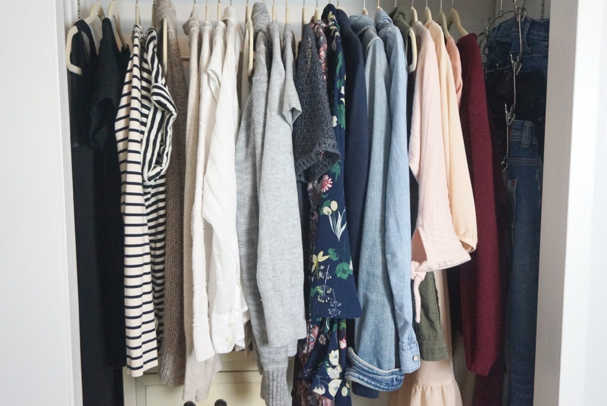 How to Curate a Capsule Wardrobe