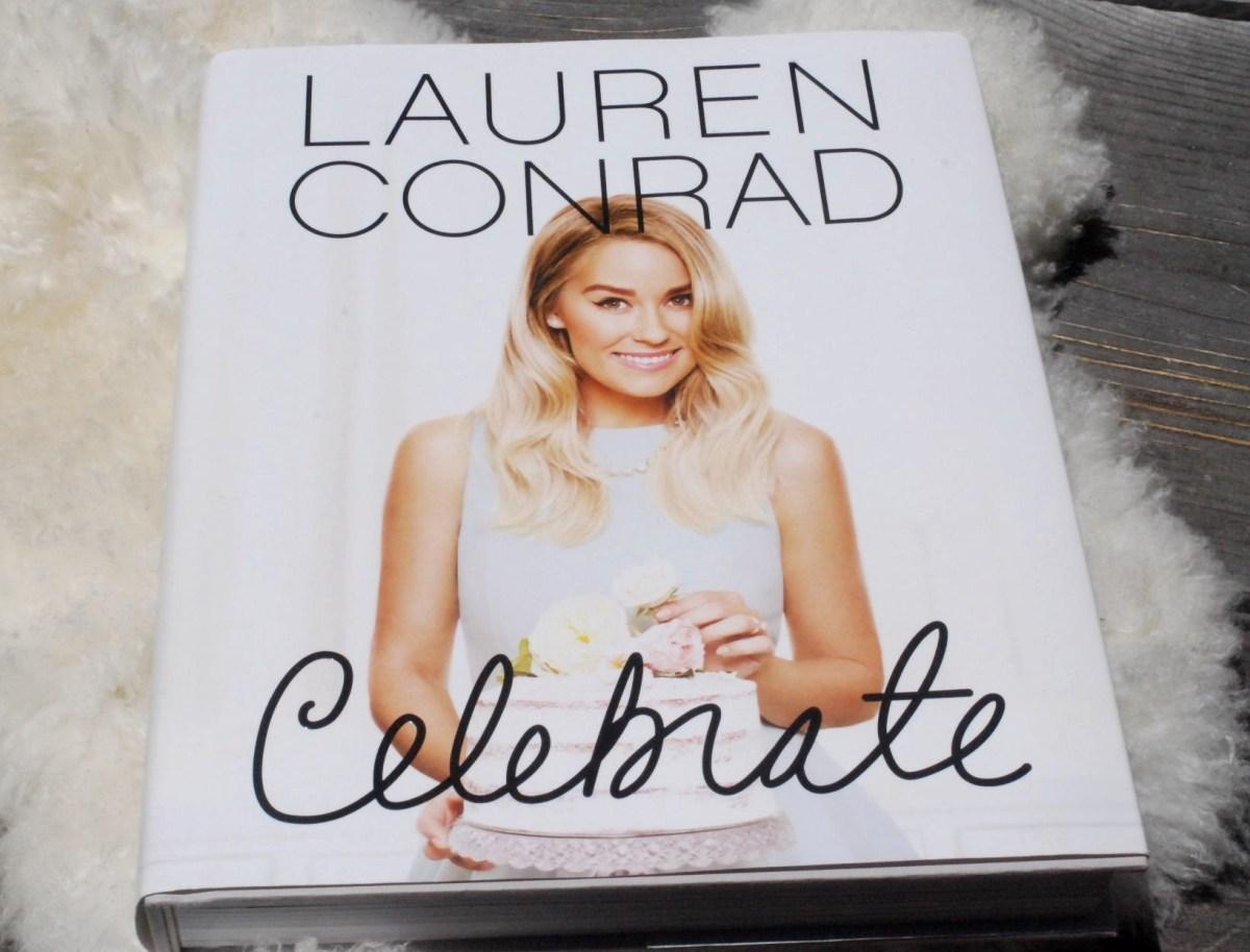 celebrate by lauren conrad