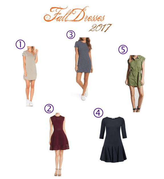 Fall Dresses 2017