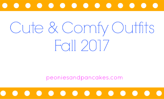 Cute and Comfy Fall Outfits
