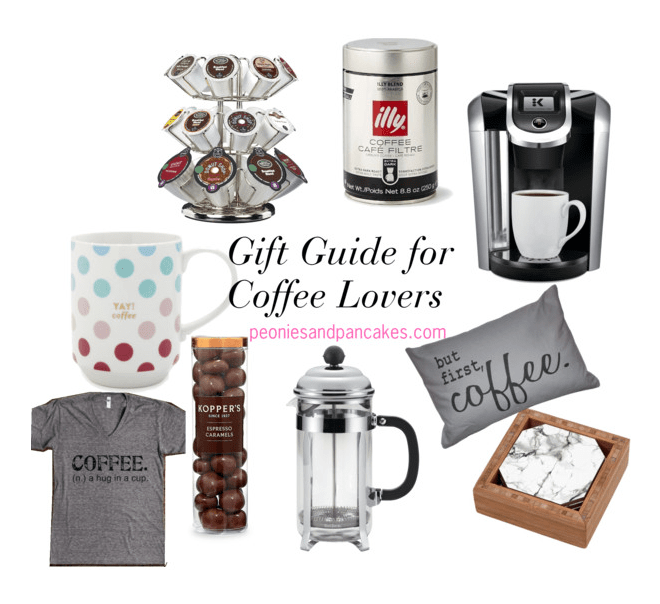 Gift Guide For Coffee Lovers