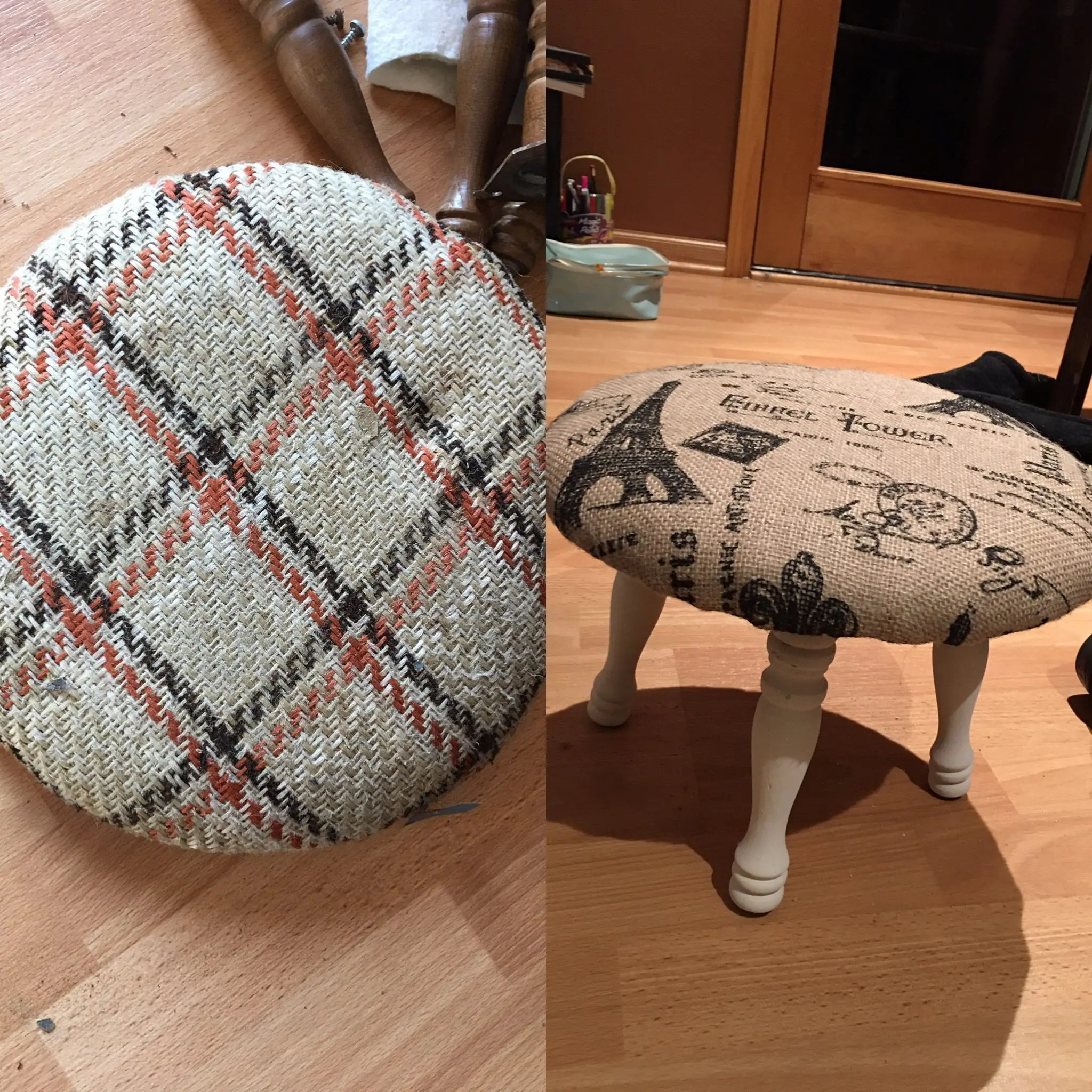 The Little French Footstool