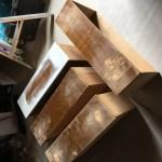 inlaid drawers