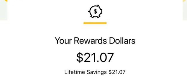 Christmas for #Free Savings Catcher Total Savings