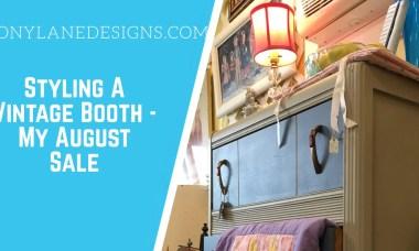vintage dealer | Peony Lane Designs
