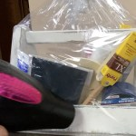 shrink wrap gift basket