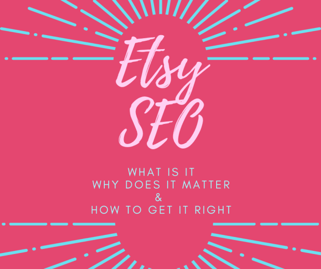 Etsy SEO Etsy SEO What Is It & Why Does It Matter
