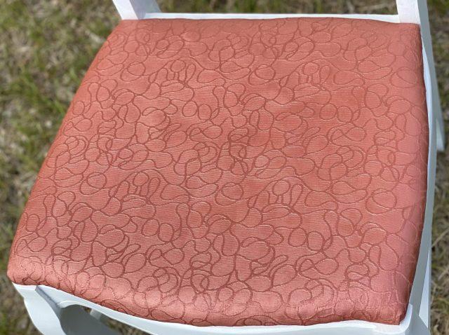 Sear cushion close up