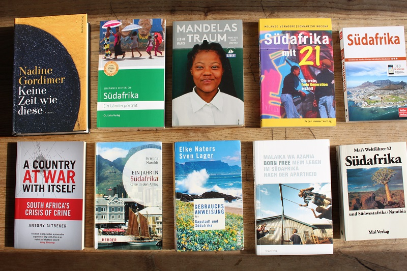 Top Bücher Südafrika