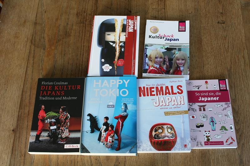 Top Bücher Japan