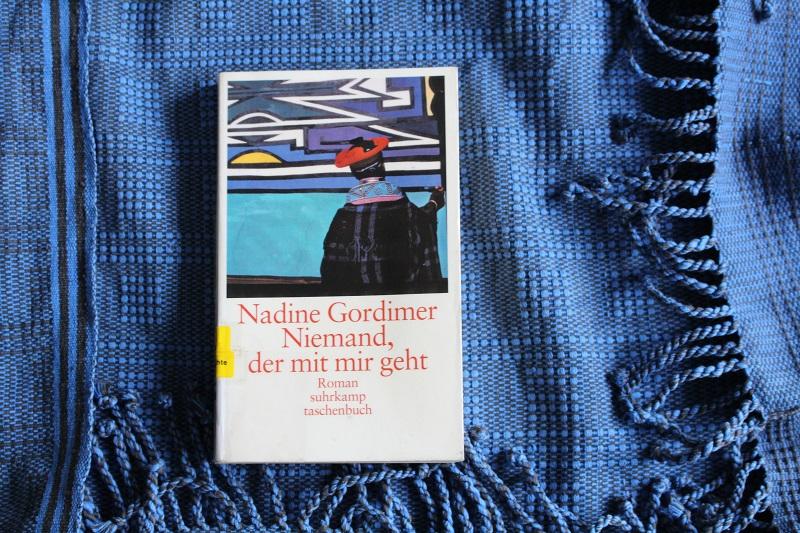 Top Bücher über Südafrika Roman Niemand, der mit mir geht #buchtipp #Südafrika #reisebücher