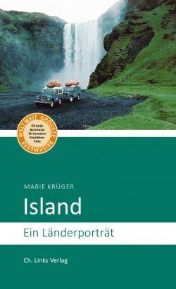 Buch Länderporträt Island