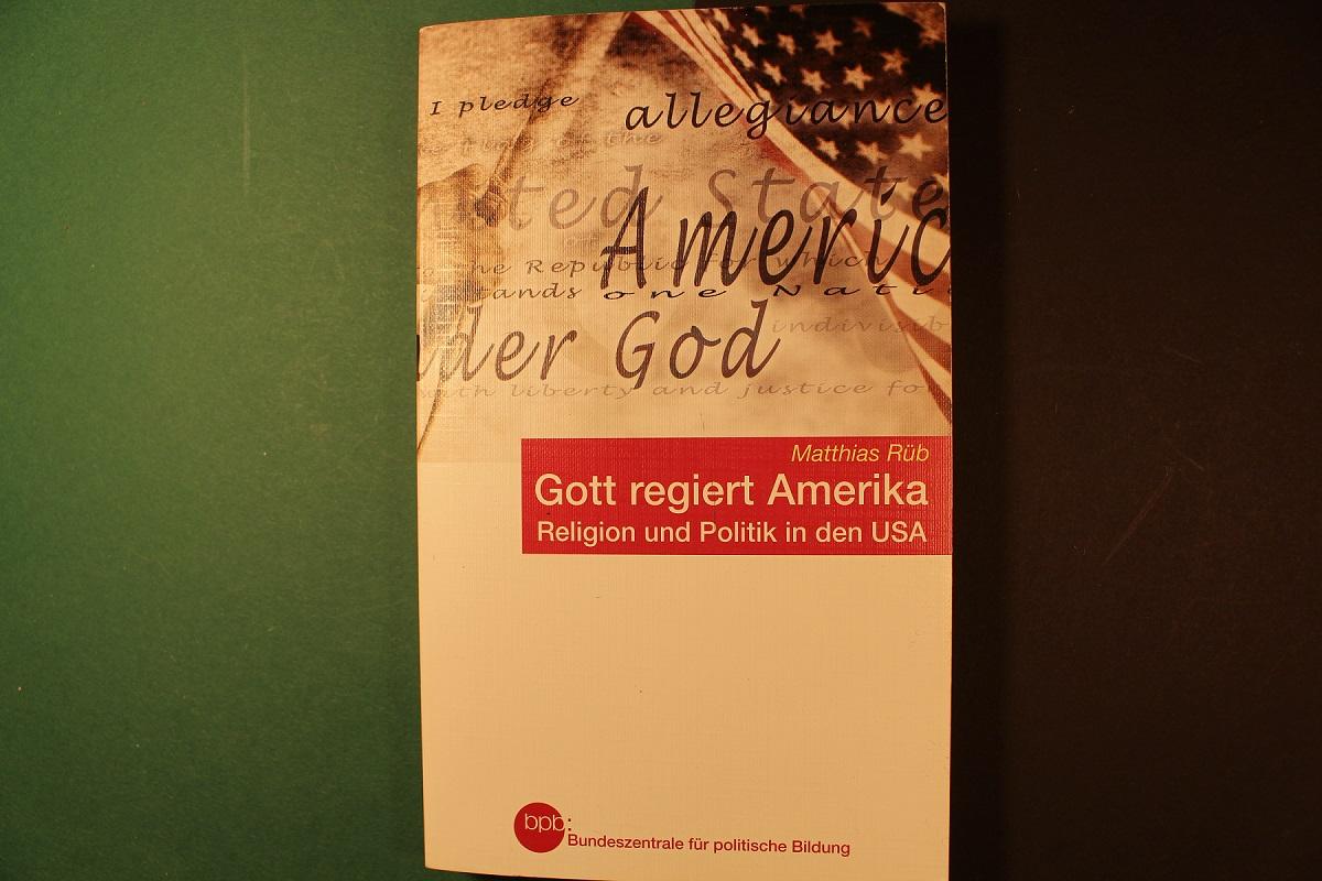 Buch Gott regierte Amerika