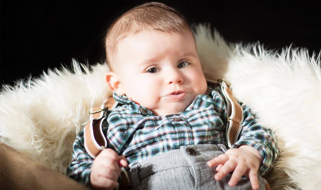 Kinderfotos und Babyfotos
