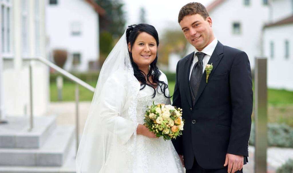 Beispielfoto Slider-1: Hochzeitsfotos & Brautpaarbilder von People-Pictures