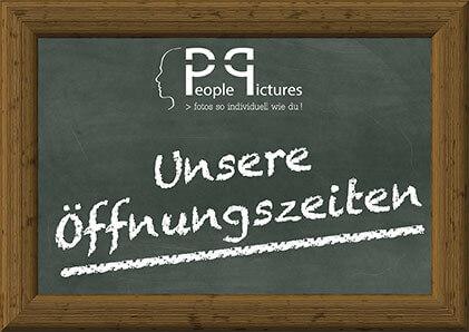 People-Pictures - Fotostudio München Stiglmaierplatz - Unsere Öffnungszeiten