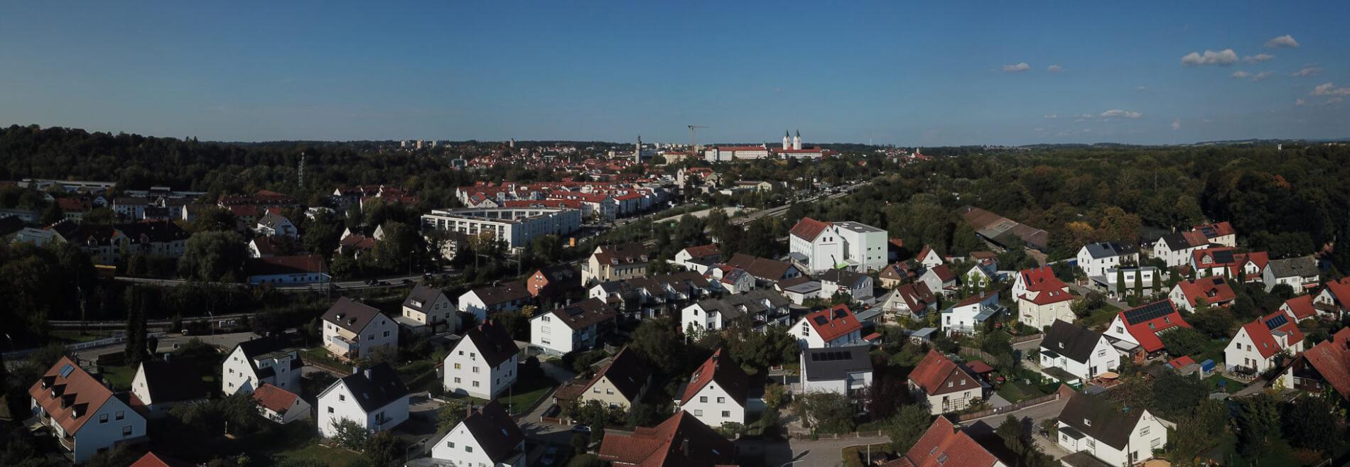 Drohnenfoto: Panorama - Luftaufnahmen fur eine eindrucksvolle Wirkung von oben!