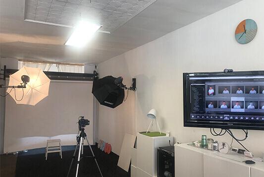 Studio25 in Freising - People-Pictures Studio Freising - Innenansicht