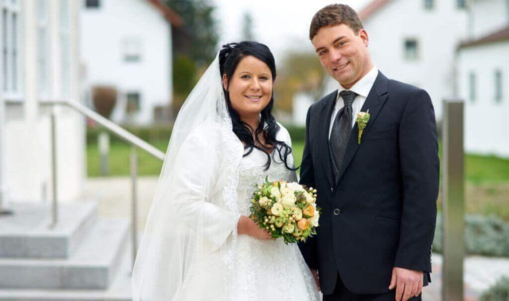 Hochzeitsfotos und Brautpaarfoto - eure Hochzeit in unvergesslichen Bildern - People-PIctures dein Hochzeitsfotograf in Freising und München