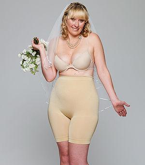 很多新娘的內衣都不成套