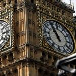 Big Ben bells silenced for repairs