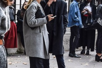 Urban Couples on the Streets of Paris by PeopleandStyles.com