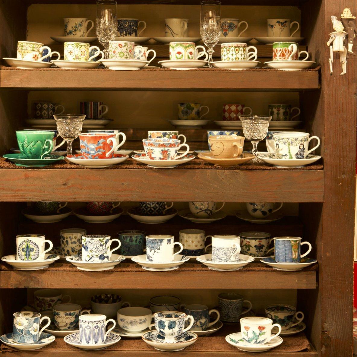 Slow-drip coffee oasis steps from the Shibuya scramble