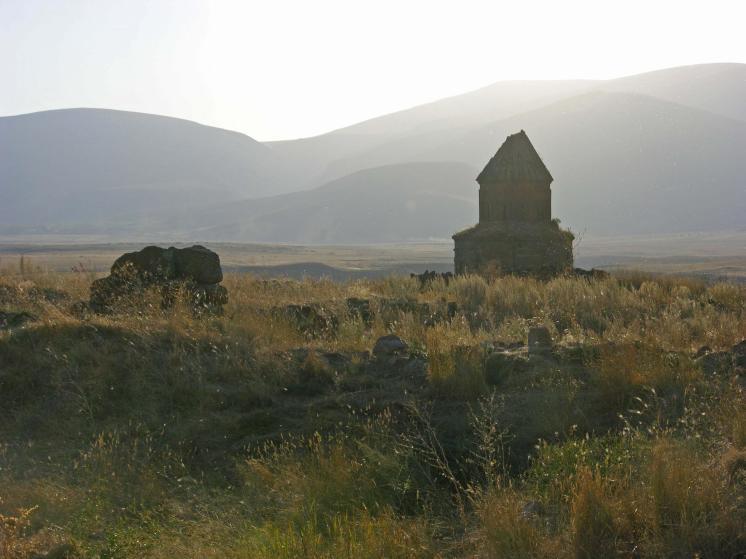 Church in Ani, medieval Armenia