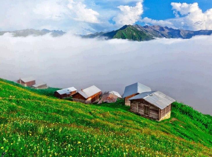 Rize Kaçkar Mountains Turkey