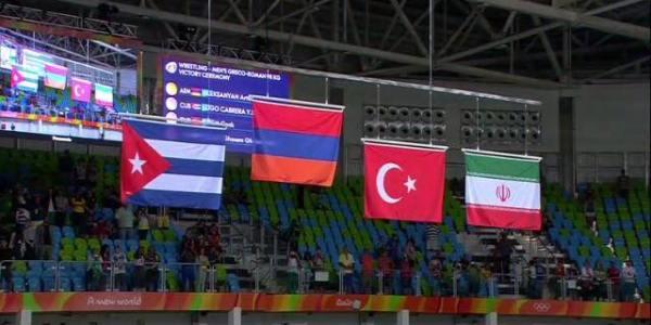 Artur Aleksanyan 2016 Olympics