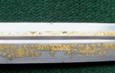 19th c. Armenian dagger