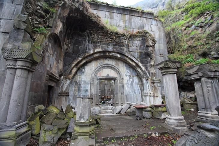 Kobayr monastery 12th century, Lori Armenia