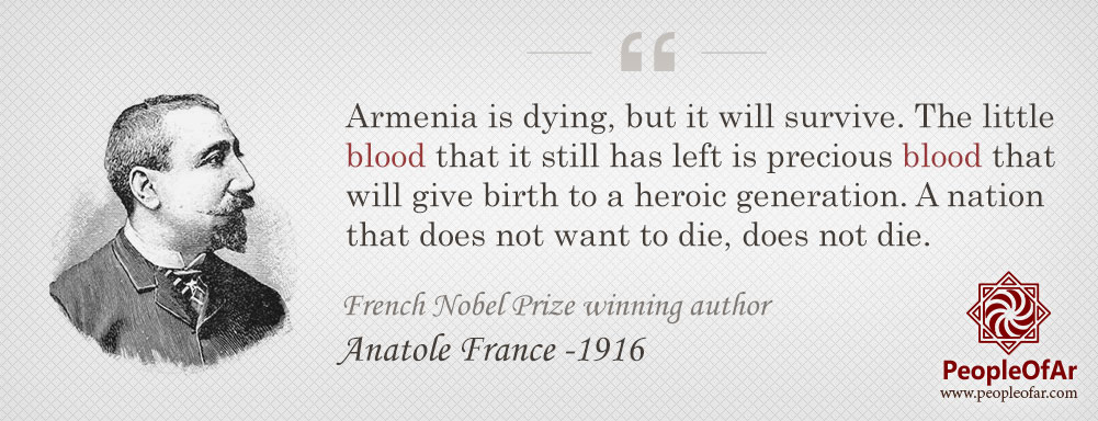 Anatole-France-quote-Armenia