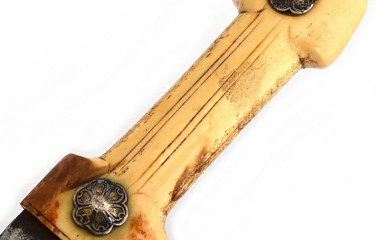 Armenian dagger 1832 – handle