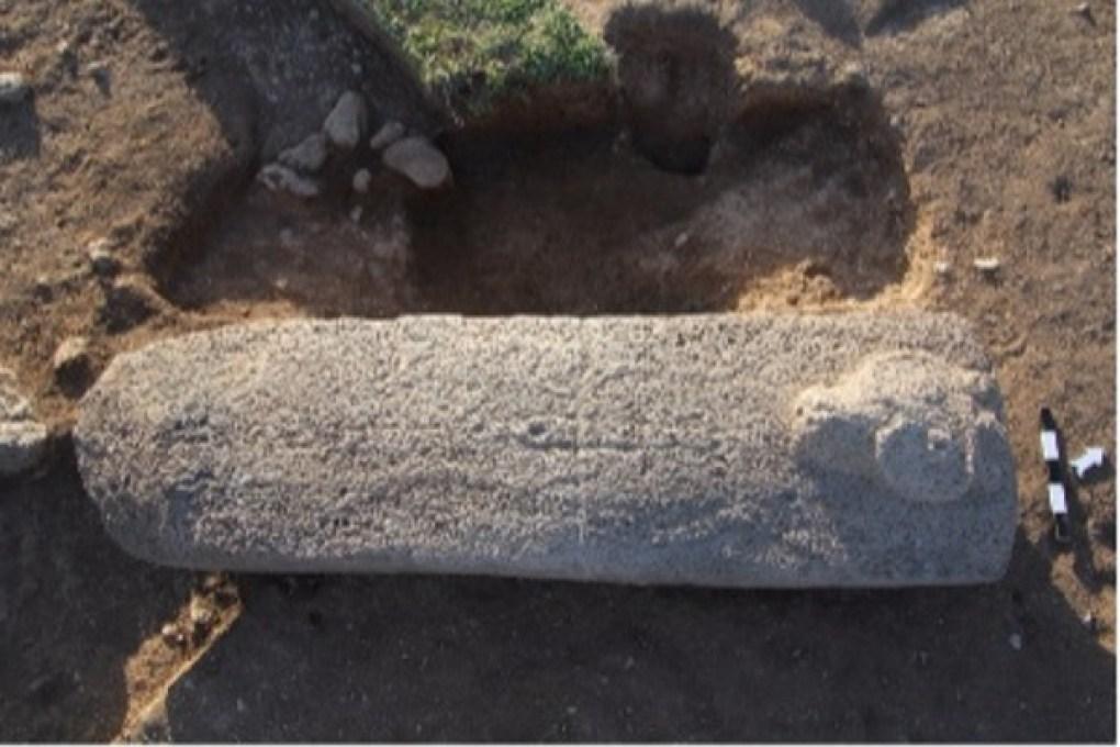 Bronze age Dragon-stone from Armenia