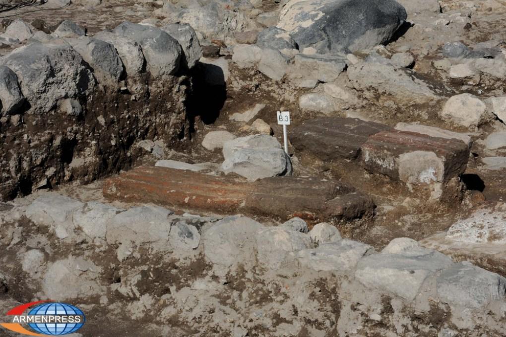 Burial site of the Armenian Arsacid kings