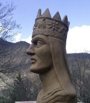Bust of Tigranes the Great